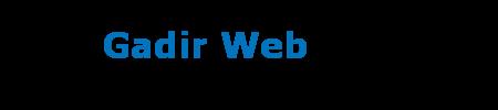 Gadir Web